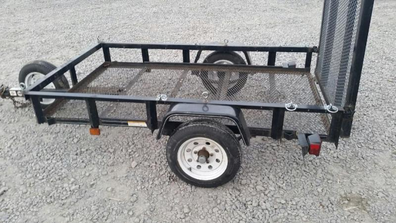 2007 Carry-On 4x8 utility trailer -mesh floor -2k