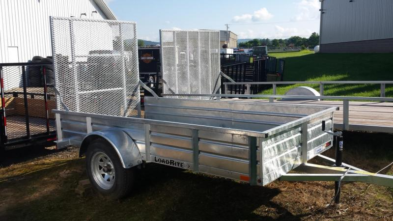 2014 Load Rite UT 5x10 solid sides Utility Trailer