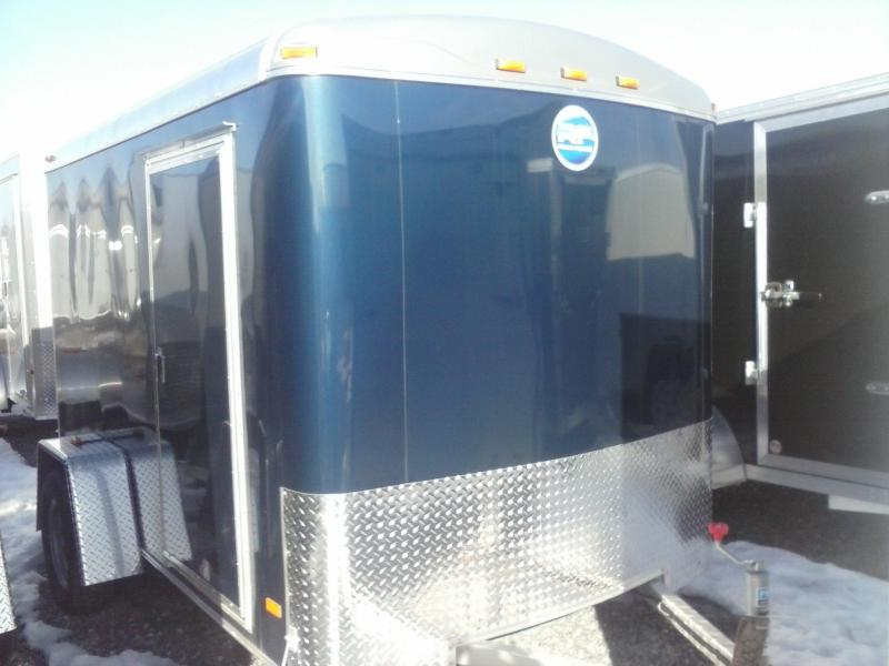 2013 Wells Cargo Road Force 6x10 ramp 3.5k Cargo / Enclosed Trailer