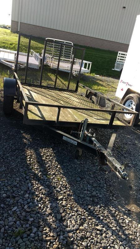 2007 Superior Trailers 5x8 2.2k Utility Trailer