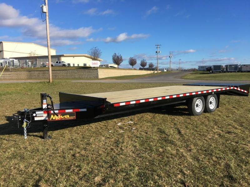 Wood Flatbed Trailer ~ Utility trailers