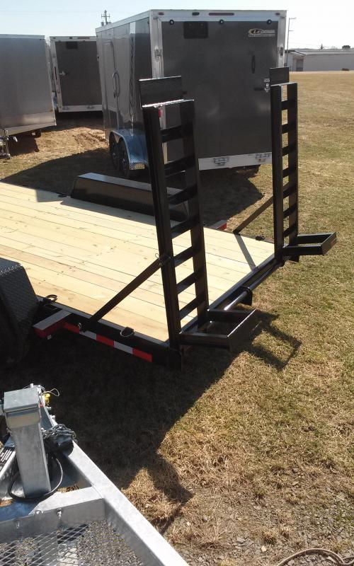2019 Holmes 6-10x16 10K Equipment Trailer