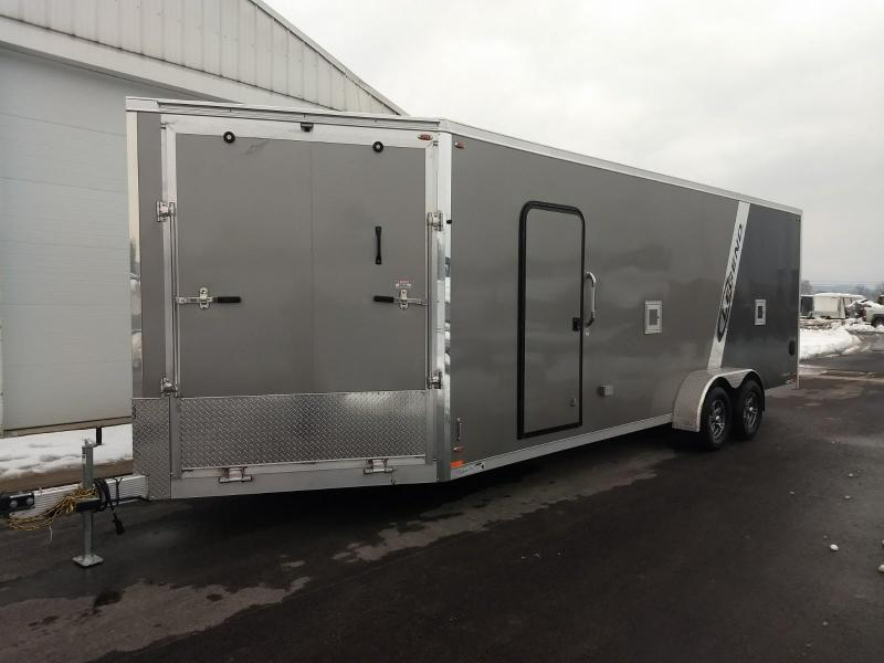 2019 Legend Manufacturing 7x27 Explorer Snow Snowmobile Trailer