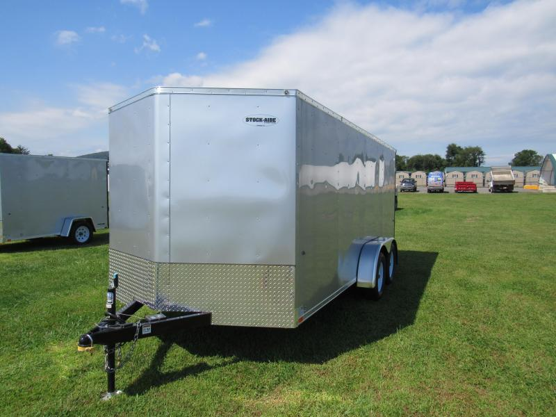 2019 Integrity Trailers 7x16 Enclosed Cargo Trailer