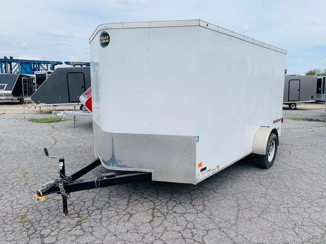 2017 Wells Cargo Fast Trac Enclosed Cargo Trailer