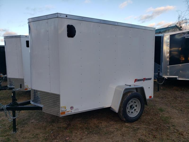 2019 Wells Cargo 5x8 Fast Trac Enclosed Cargo Trailer