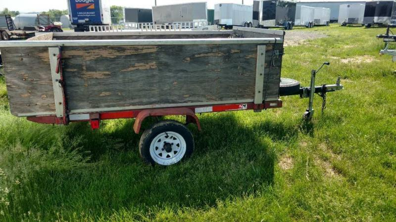 1998 Other 5.5x8 Open Utility Trailer
