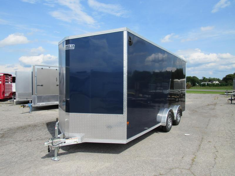 2020 Mission 7.5x18 UTV LIMITED MODEL Snowmobile Trailer