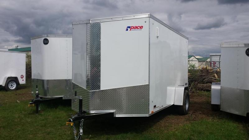 2017 Pace American 6x12 Journey SE Enclosed Cargo Trailer