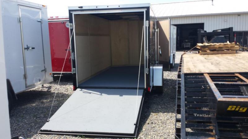 2016 Wells Cargo Fast Trac 6x12 Cargo / Enclosed Trailer