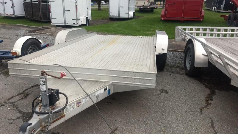 2014 Featherlite 6.5x14 All Alum Car / Racing Trailer