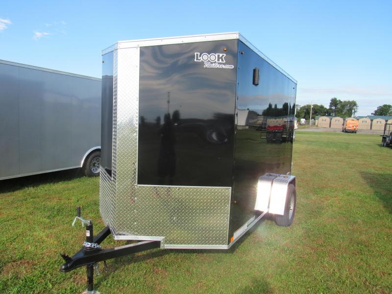 2020 Look Trailers Element SE 6x10 Enclosed Cargo Trailer