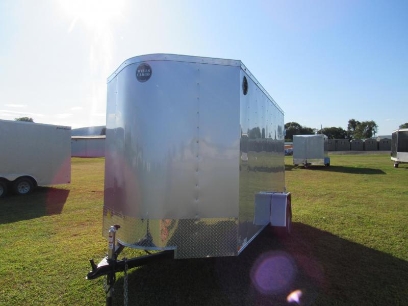 2020 Wells Cargo 6x12 Fast Trac Enclosed Cargo Trailer