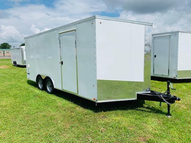 2020 Look Trailers 8x18 7K Enclosed Cargo Trailer