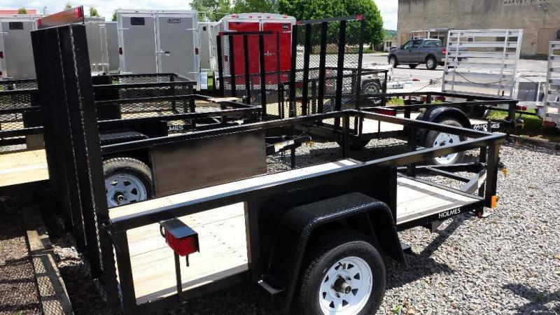 Save $75 2015 Clearance! - Holmes commercial 5x8 utility trailer