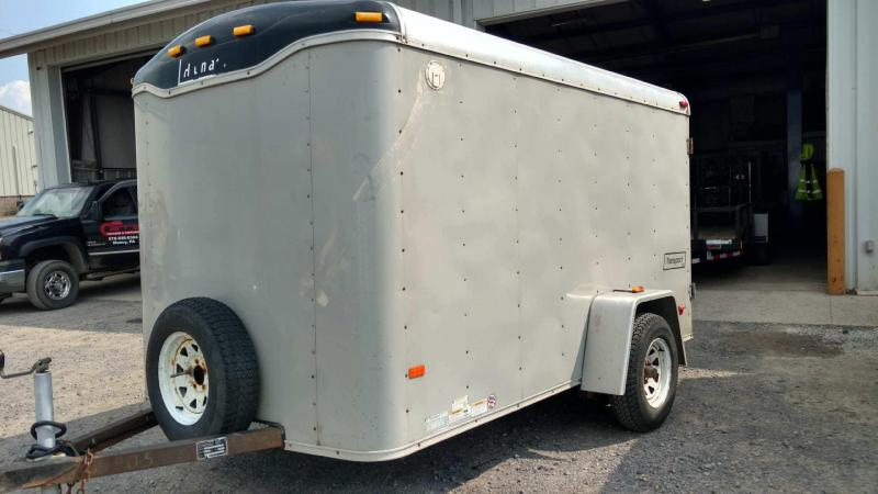2006 Haulmark 6x10 Enclosed Cargo Trailer