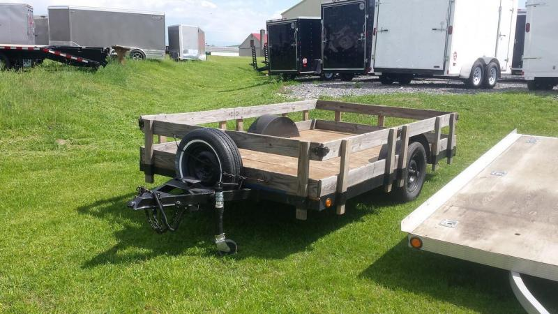 2000 Other Special Made 6-4x10 Utility Trailer