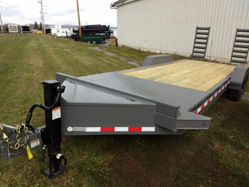 2019 Midsota 7x22 17.6K Equipment Trailer