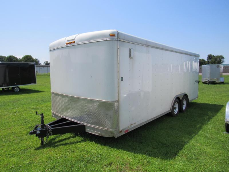 2016 Homesteader 8.5x20 Enclosed Cargo Trailer