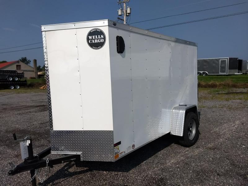 2019 Wells Cargo 300 Series 5x10 Enclosed Cargo Trailer
