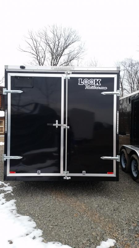 2017 Look Trailers 7x16 ST-DLX Enclosed Cargo Trailer