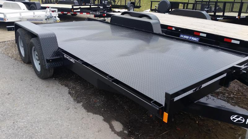 2019 Holmes 6-10X18 Steel Deck Car / Racing Trailer