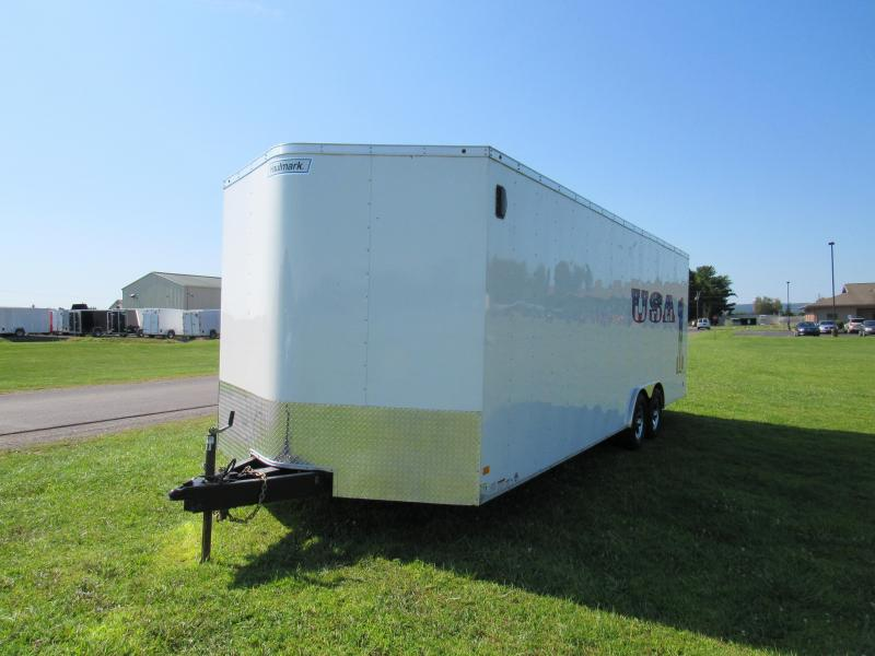 2017 Haulmark 8.5x24 10k Car / Racing Trailer