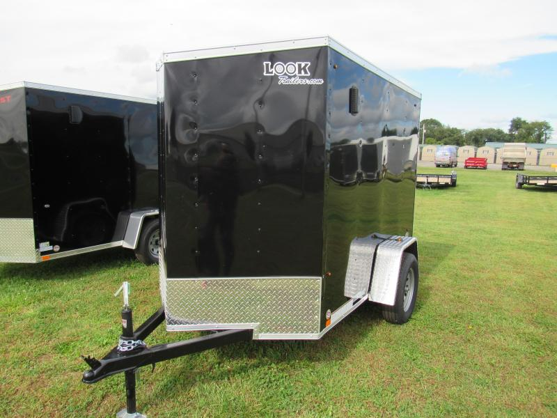 2020 Look Trailers 5x18 ST DLX Enclosed Cargo Trailer