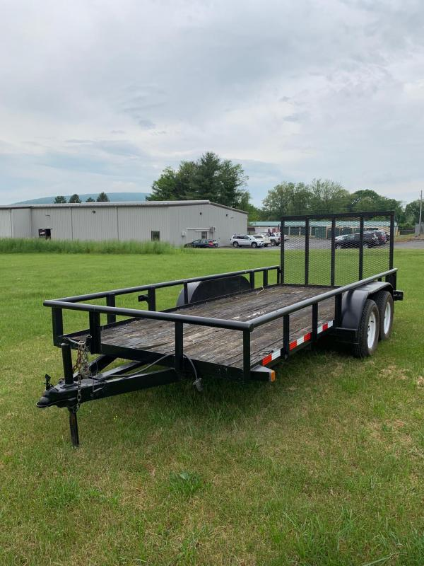 2005 Big Tex Trailers 6.5x16 Utility Trailer