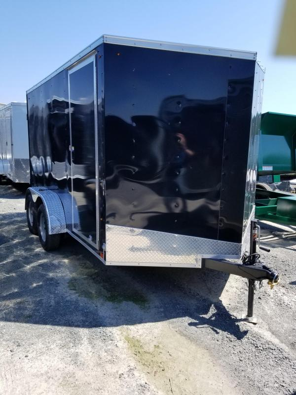 2018 Look Trailers 7x12 ST DLX 7k Enclosed Cargo Trailer