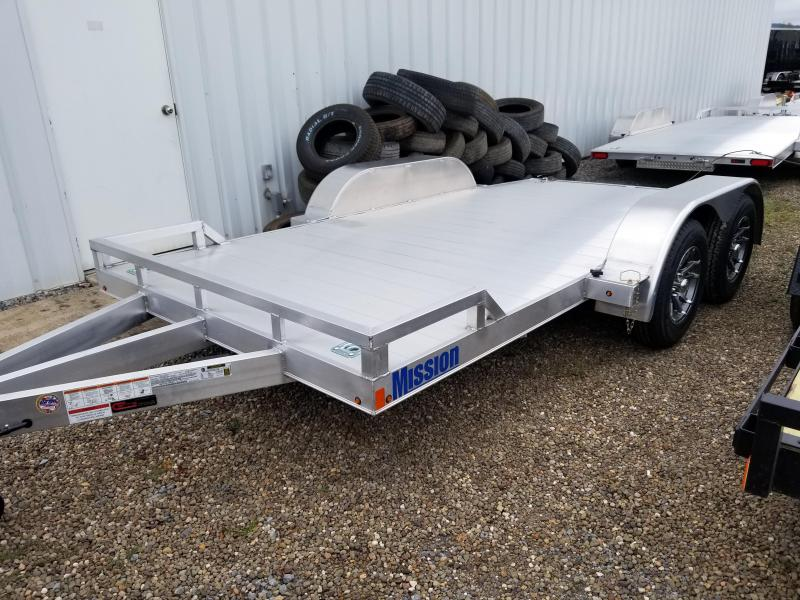 2018 Mission MOCH 8x14 7K Car / Racing Trailer