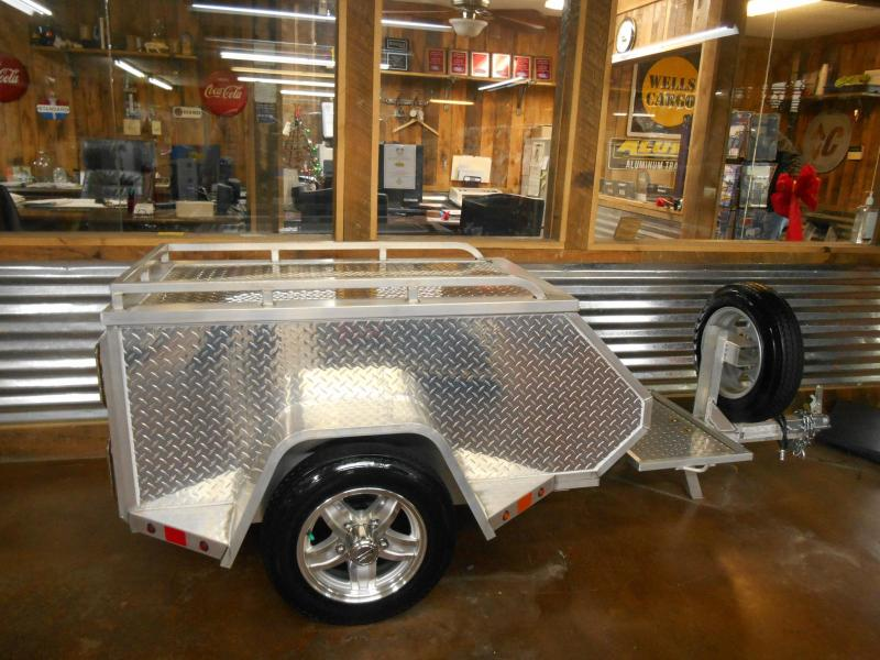 2016 Aluma MCTXL Motorcycle Trailer (Video@bottom page)