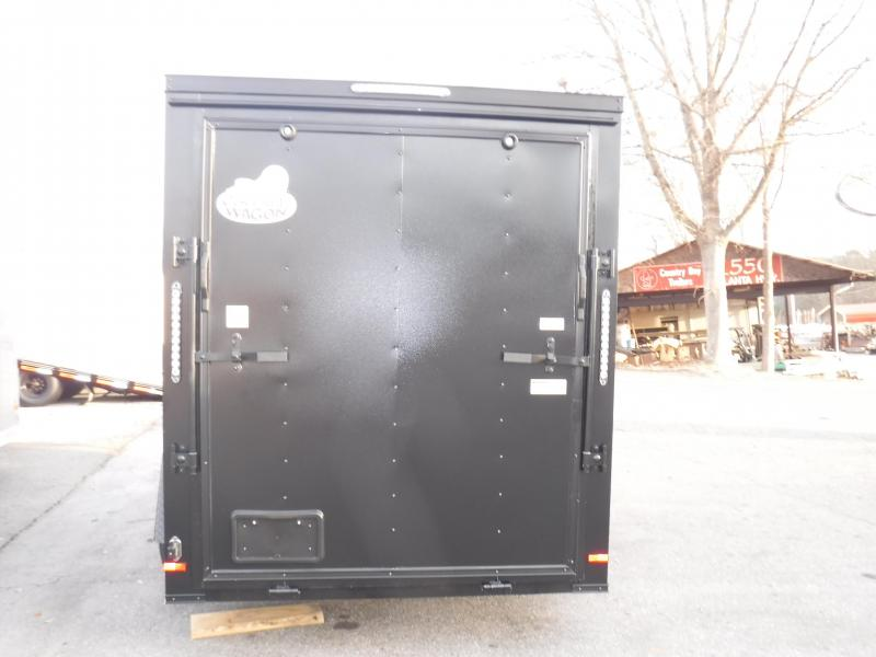 6X10 Enclosed Blackout Package