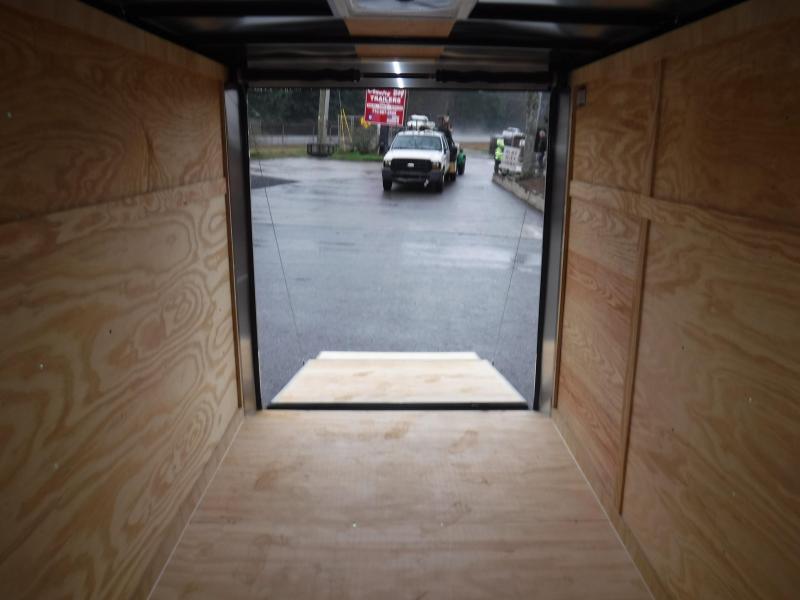 6X10 Enclosed