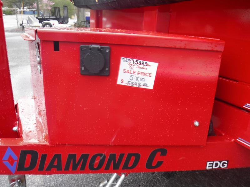 5x10 2-3500# Dump