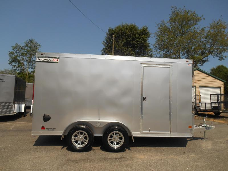 Haulmark HAUV7X14WT2 Enclosed Cargo Trailer