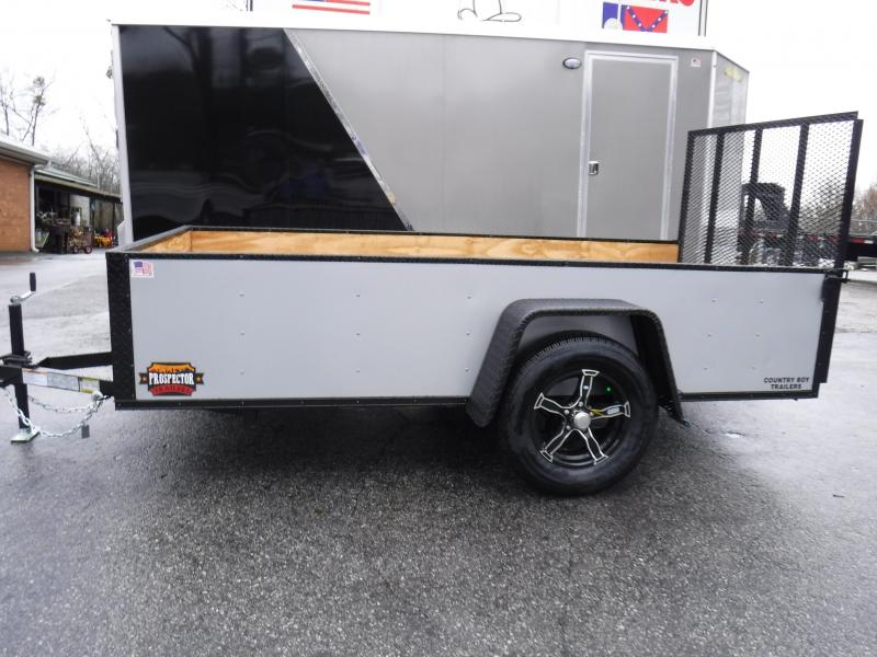 2020 Covered Wagon Trailers CWB5X10SA Utility Trailer