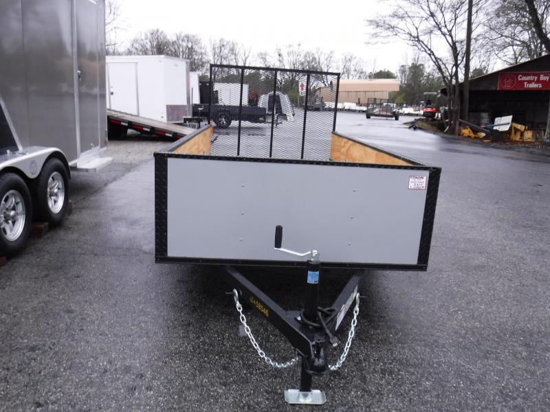 2020 Covered Wagon Trailers CWB5X10SA Utility Trailer
