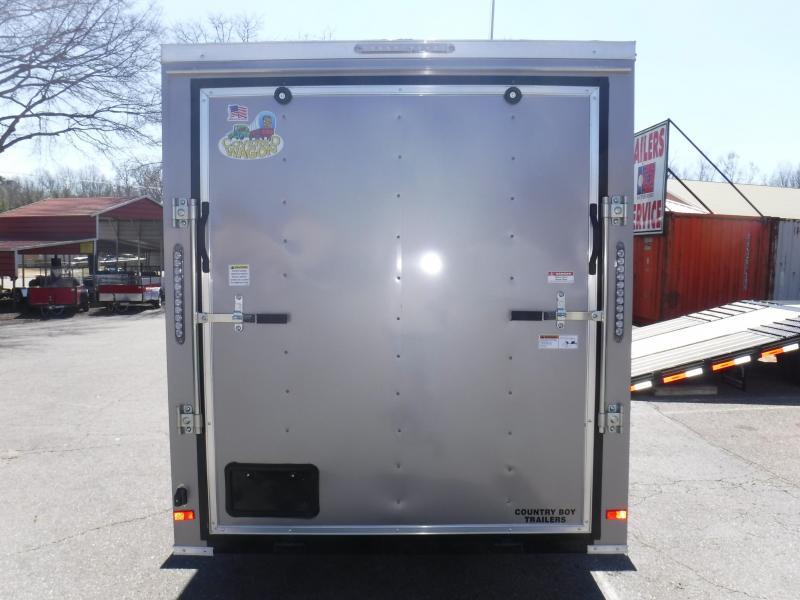 6X12 Enclosed