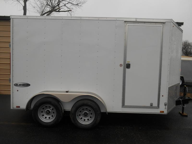 EWLC7X12TE2 Enclosed Cargo Trailer
