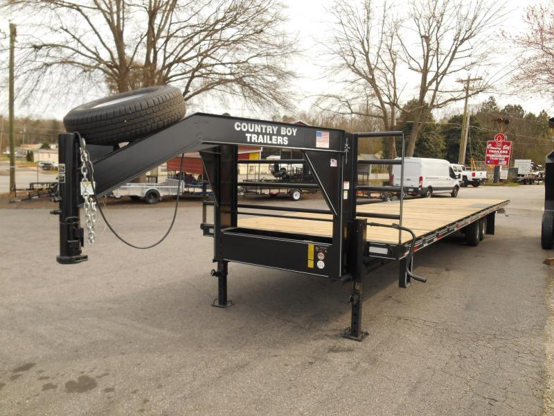 2018 Other 8.536GN7T Equipment Trailer