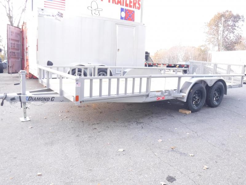 GTU 18X83 Bi-Fold Gate &  Side Load ATV