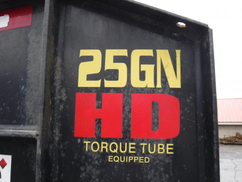 2019 Big Tex Trailers 25GNHD Equipment Trailer