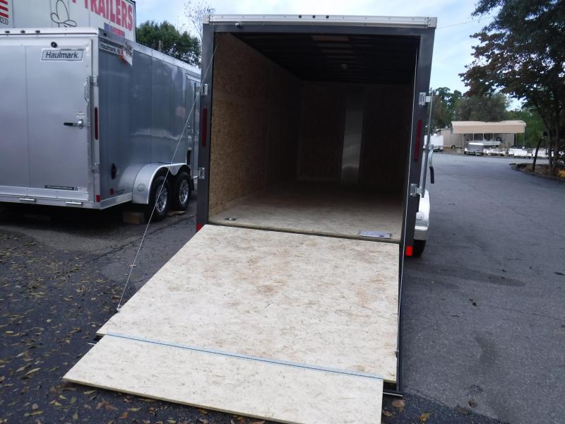 2019 Haulmark TSV7X16T2 Enclosed Cargo Trailer