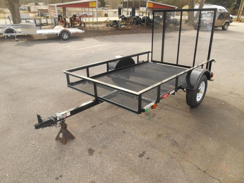 2019 Carry-On 5X8SP Utility Trailer