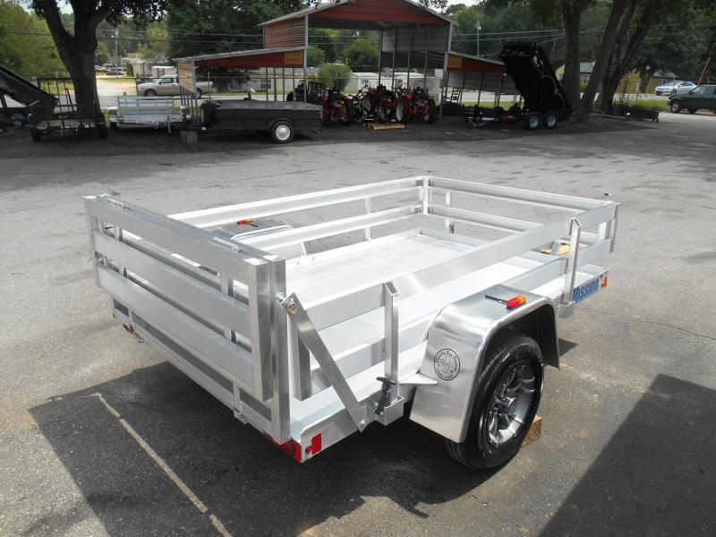 5X8 W/Side Rail Kit
