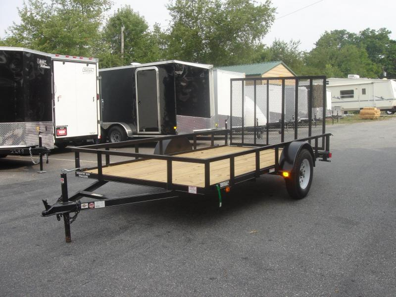 2018 Carry-ON 76x12GW Utility Trailer
