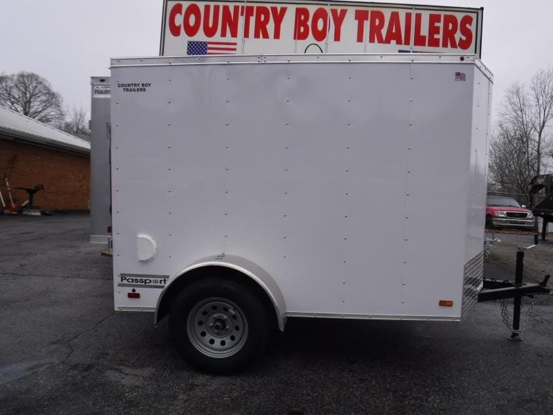 2020 Haulmark Enclosed  Trailer