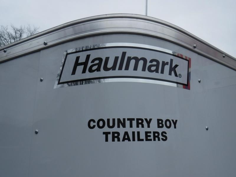 2020 Haulmark Enclosed  Trailer