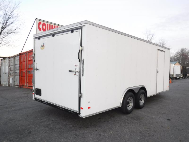 8.5X20 W/ 5,200 lb. Axle